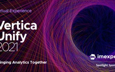 Vertica Unify 2021 ! Julho 20-22 | Virtual Experience